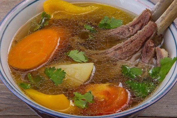 Суп шурпа рецепт с фото пошагово